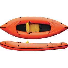 nortik Family-Raft orange/schwarz